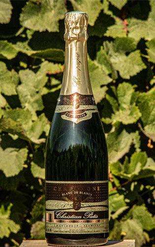 Champagne Christian Patis Blanc de Blancs