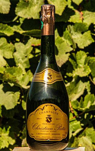 Champagne Christian Patis Cuvée Prestige Brut