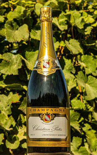 Champagne Christian Patis Jeroboam Brut