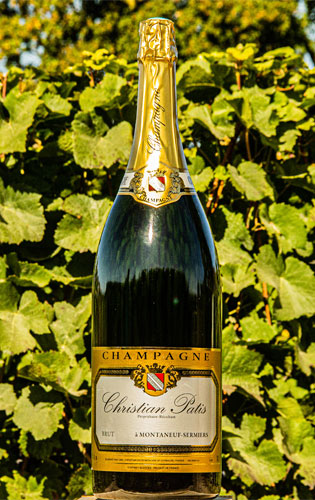 Champagne Christian Patis Magnum Brut
