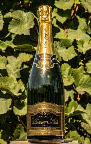 Champagne Christian Patis Brut Millésimé