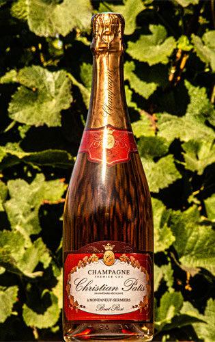 Champagne Christian Patis Brut Rosé