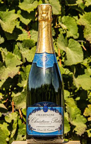 Champagne Christian Patis Champagne Demi-Sec