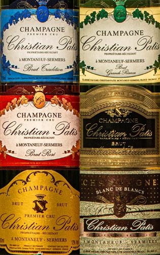 Champagne Chrisitian Patis Offre Découverte