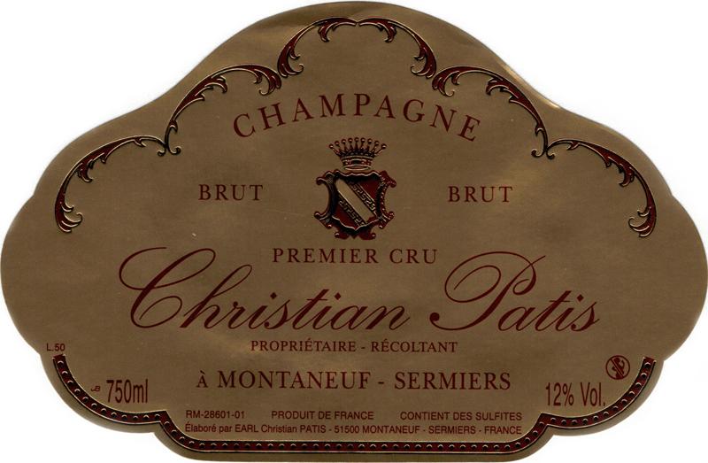 Champagne Christian Patis Prestige